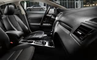 2012 ford fusion interior photo 18