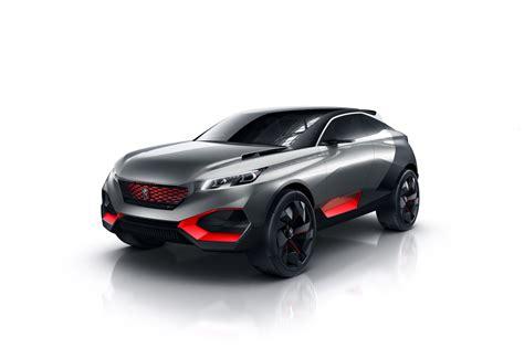 peugeot concept cars peugeot quartz concept 2014
