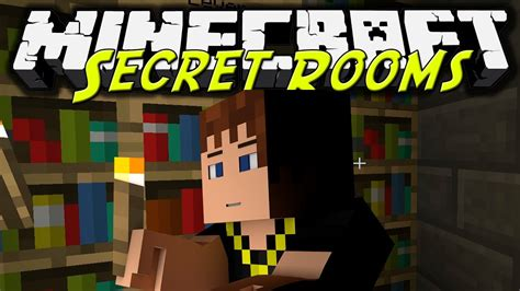Minecraft Secret Rooms Mod by Minecraft Secret Rooms Mod Showcase 1 6 4