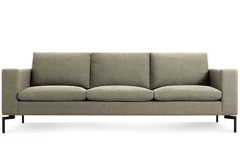 sofa manufacturer reviews new standard 92 quot sofa hivemodern com