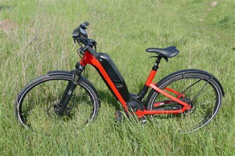 E Bike Im Test by E Bike Test Ud1 Ein City Pedelec Zum Vorzeigen Ebike