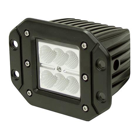 6 volt led lights 12 volt dc 1620 lumen 6 led recessed mount light dc