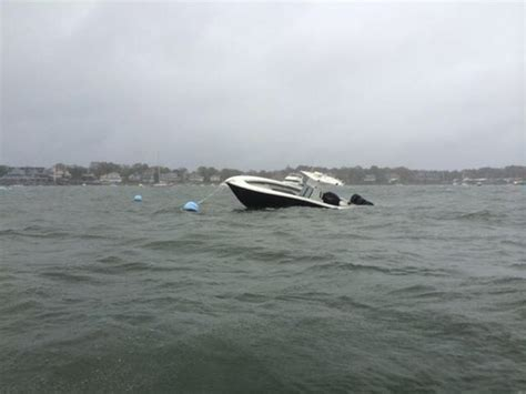 sinking sunk yellowfin marblehead the hull truth - Are Yellowfin Boats Unsinkable