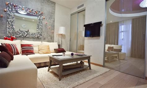 Furnished Appartments by Studio Apartment Furnished With Eclectic Items And