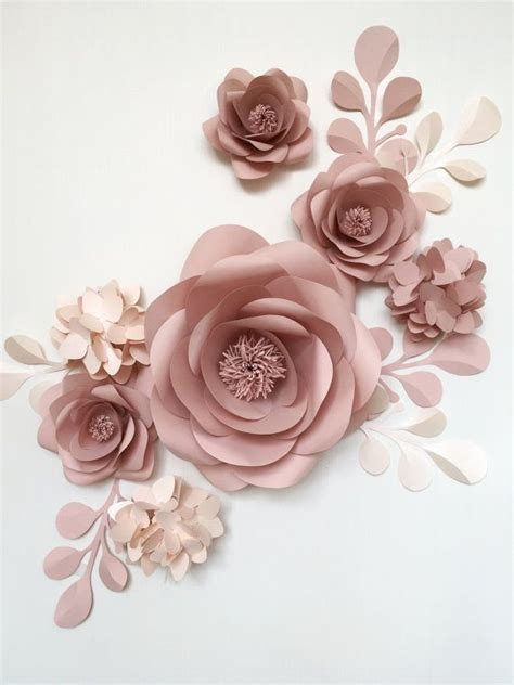 Paper Flowers - 25 best ideas about paper flower backdrop on
