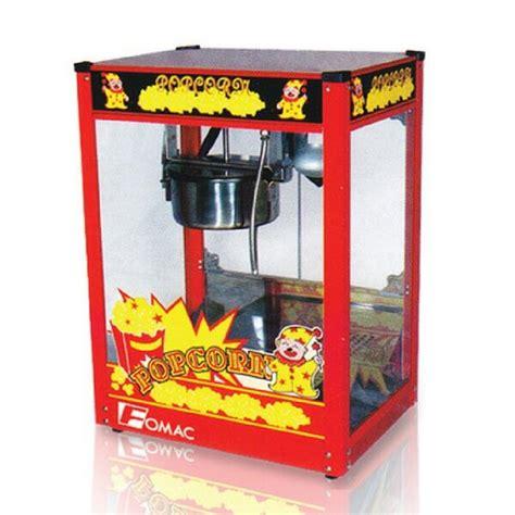 Fomac Spiral Potato Cutter by Mesin Popcorn Fomac Poc Popbr Astro Mesin