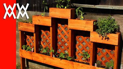 diy herb garden planter easy diy herb garden you can make this planter in an afternoon qtiny