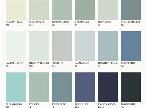 blaues schlafzimmer paint farrow print farrow furniture