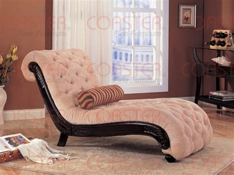 tan chaise lounge tan fabric chaise lounge by coaster 550064n