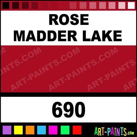madder lake colors paints 690 madder lake paint madder lake color