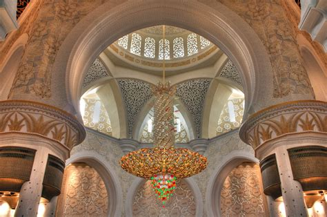 Sheikh Zayed Mosque Mosque In Abu Dhabi Thousand Wonders Sheikh Zayed Mosque Chandelier