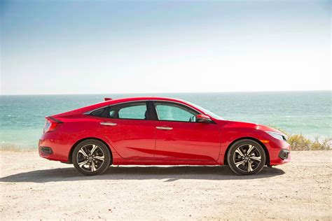 honda civic 2016 honda civic touring review long term arrival