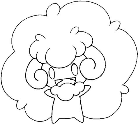 morning kids net coloring pages pokemon coloring pages pokemon whimsicott drawings pokemon