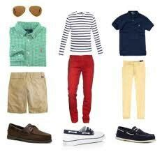 khaki pants and boat shoes men s cruise wear casual evening outfit men s fashion