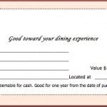 fancy gift certificate template restaurant gift certificate templates wikidownload