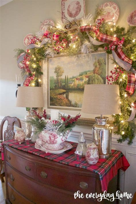 christmas dining room 17 best ideas about christmas dining rooms on pinterest