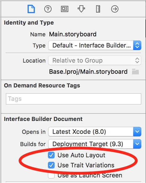 xcode layout for different screen sizes auto layout for ios localization and internationalization