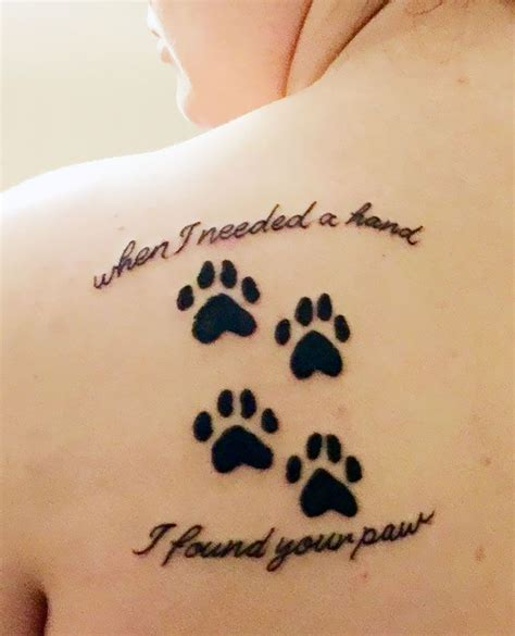 dog memorial tattoo designs 10 of the best ideas tattoos
