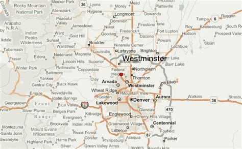 map of westminster westminster location guide