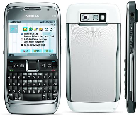 Hp Nokia E71 nokia e71 confirmed for production
