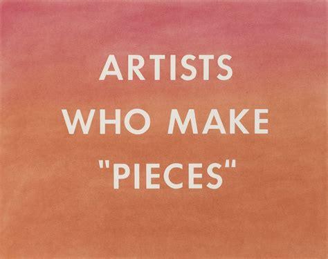 ed ruscha artists who make pieces edward ruscha tate