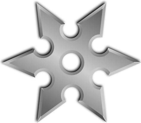 shuriken clip art at clker com vector clip art online
