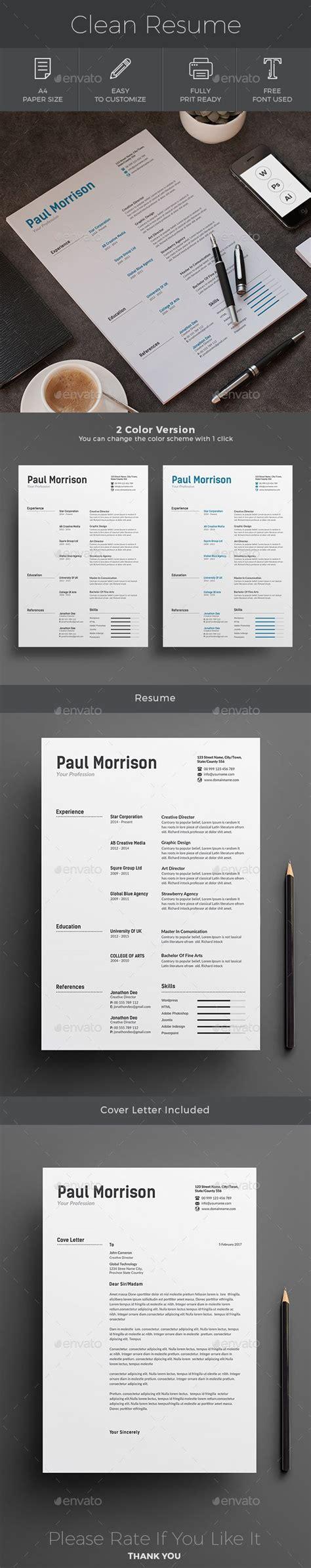 simple resume template vol 6 psd template 25 best ideas about simple resume template on simple cv format simple cv template