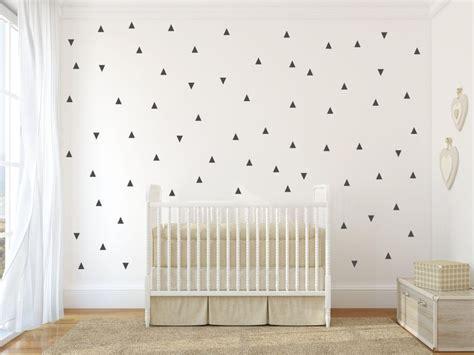 Buy Nursery Decor Nursery Room Ideas Wall Decals Buy Triangle Sticker Home