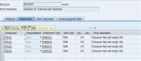 bapi tutorial in sap abap bapi extension for bapi acc gl posting post