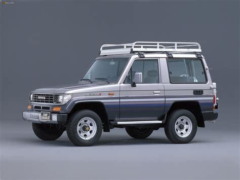 Toyota Landcruiser Ii Toyota Land Cruiser Ii Lj71g 1990 96 Pictures 2048x1536