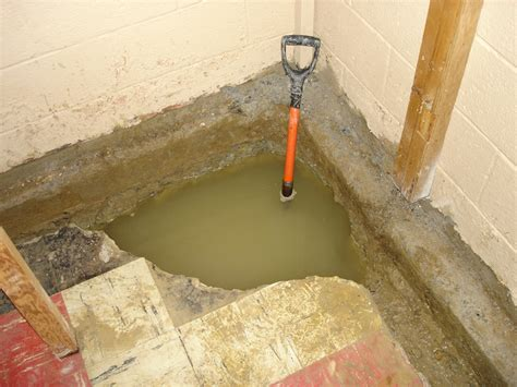 waterproofing interior basement walls ace foundation repair home