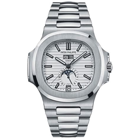 patek philippe watches nautilus mens stainless steel 5726