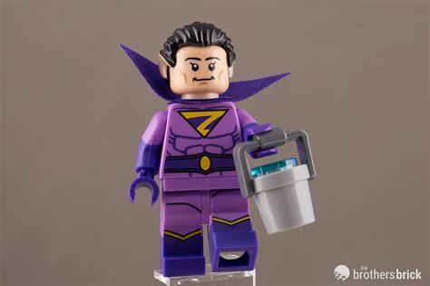 Lego 71020 Batman Cmf Series 2 Complete 20 Minifigures cmf batman s2 27 zan front the brothers brick the brothers brick