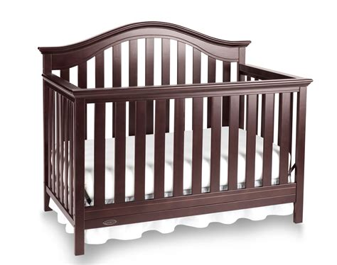 Graco Graco Bryson 4 In 1 Convertible Crib Espresso Sears Baby Furniture Cribs