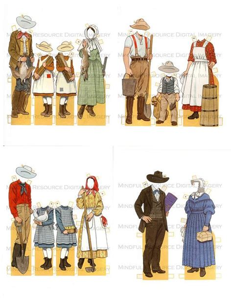 printable paper doll family 996 best images about paper doll couples families on