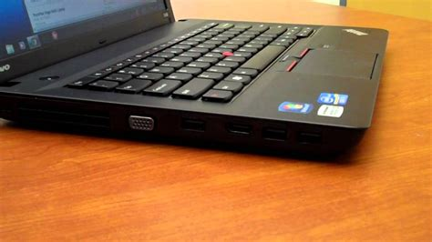 Laptop Lenovo Thinkpad E430 lenovo thinkpad edge e430 review