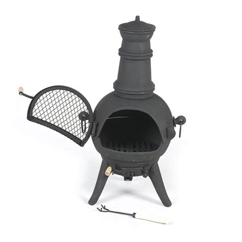 Cast Iron Chiminea For Sale Cast Iron Chimineas Sale Fast Delivery Greenfingers