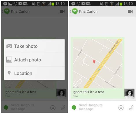 how to your location with friends on android androidpit