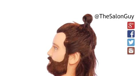 why is gareth bale growing his hair gareth bale top knot tutorial thesalonguy youtube