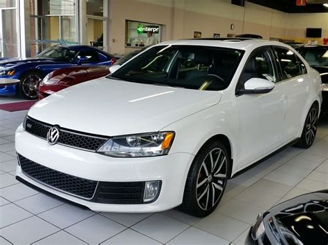 Volkswagen Jetta Gli 2012 by 2012 Volkswagen Jetta Gli White City Automotive Sales