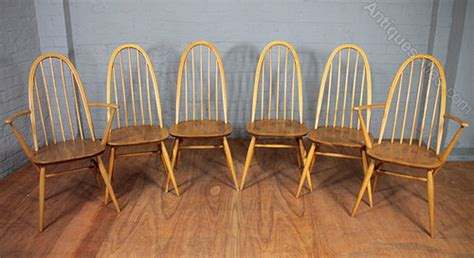 Ercol Dining Table And Chairs For Sale Antiques Atlas Ercol Table Chairs
