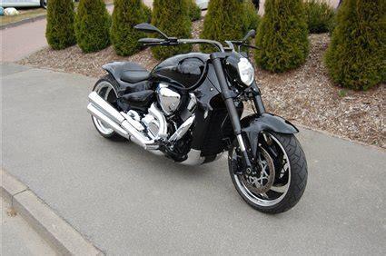 Motorradvermietung Wismar by Umgebautes Motorrad Suzuki Intruder M1800r2 Bike Ranch