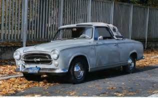 Columbo Peugeot 403 Peugeot 403 Cabriolet 1969 Columbo Picture Gallery