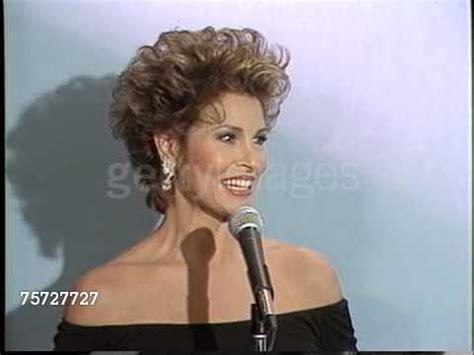 raquel welch interview raquel welch interview 1987 emmy awards youtube