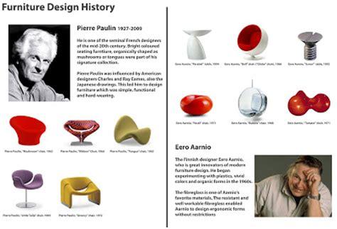 furniturenotes furniture design history research