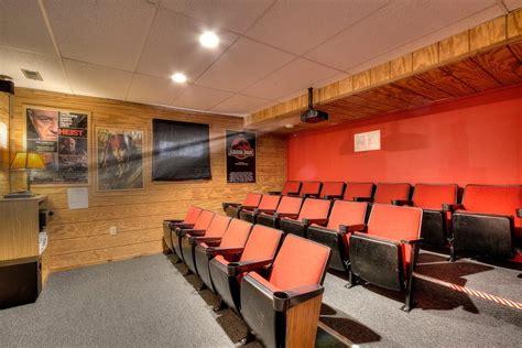 views  lux lodge seat theaterpoolairhockey