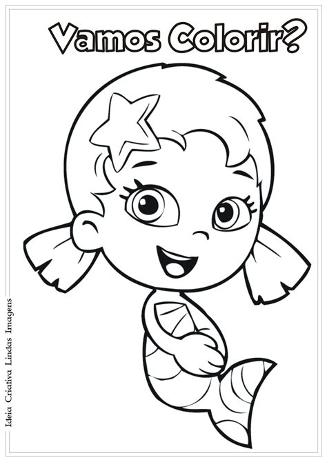 bubble guppies coloring pages halloween bubble guppy halloween coloring pages festival collections