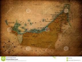 Antique House Plans united arab of emirates map stock image image 8257081