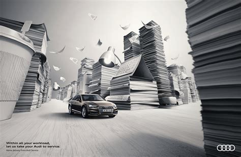 audi home delivery service adeevee