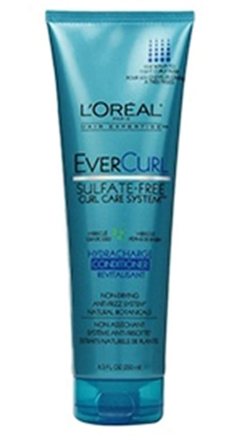 review demo l oreal evercurl l oreal evercurl hydracharge conditioner naturallycurly